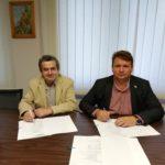 """A fost semnat contractul de finanțare pentru Proiectul """"Creșterea eficienței energetice a clădirii Contagioase din cadrul Spitalului Municipal Sebeș"""""""