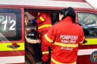 Bărbat de 51 de ani din Sebeș rănit în urma unui accident pe care l-a provocat pe șoseaua de centura a Municipiului Alba Iulia