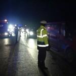 Un șofer din Șugag aflat în stare de ebrietate circula cu farurile stinse ca să se ascundă de… polițiști