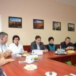 Proiectele finalizate şi cele propuse dau speranţe acreditării unităţii medicale, în 2013, la un nivel superior