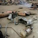 Poliţiştii din Sebeş au confiscat peste doua tone de fier vechi transportate ilegal
