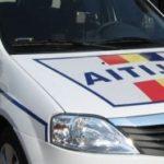 Un autoturism s-a răsturnat în afara spațiului carosabil pe DN1 în zona Cut