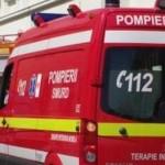 Accident de circulaţie grav pe DN7, la Balomiru de Câmp. Un pieton lovit în plin de un autoturism